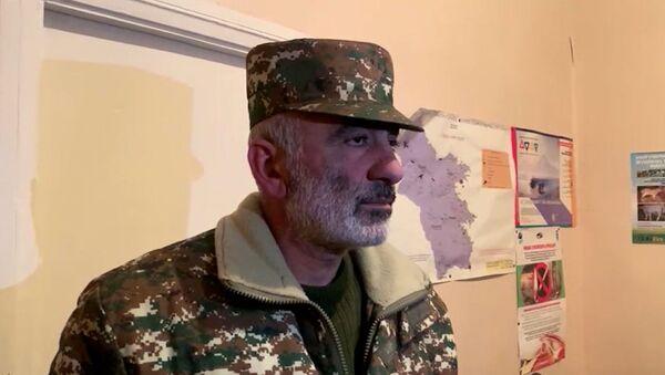 Глава села Шурнух представил ситуацию после демаркации армяно-азербайджанской границы - Sputnik Армения