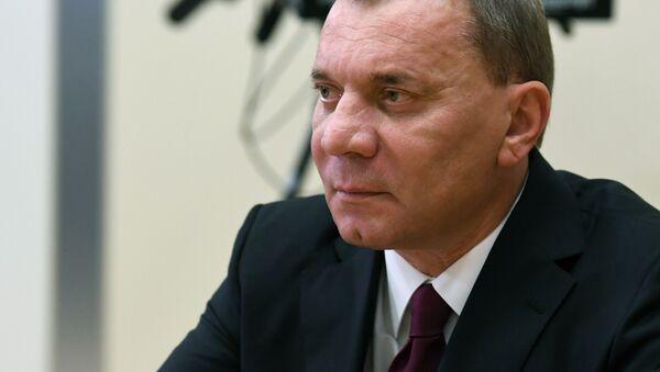 Вице-премьер России Юрий Борисов - Sputnik Армения