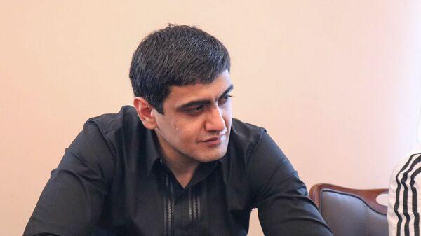 Мэр Гориса Аруш Арушанян - Sputnik Արմենիա