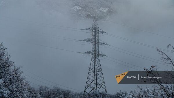 Зимние пейзажи Сюника - Sputnik Արմենիա