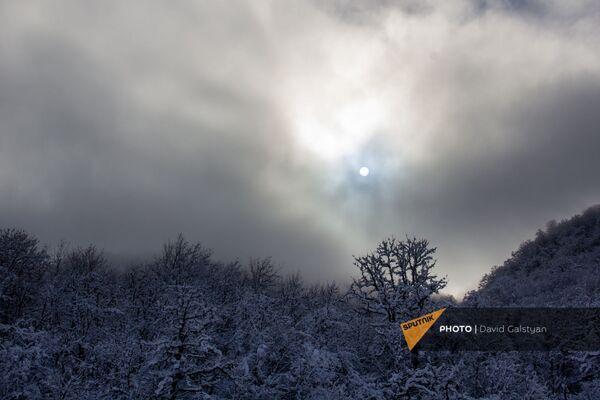 Սյունիքի ձմեռային գեղեցկությունը - Sputnik Արմենիա