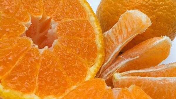 Нарезанный дольками апельсин - Sputnik Армения