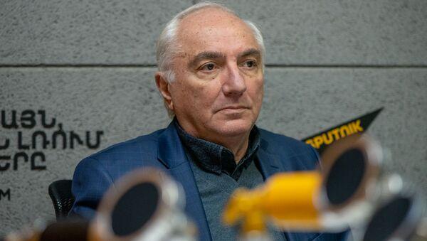 Арам Гаспарович Саркисян в гостях радио Sputnik - Sputnik Արմենիա