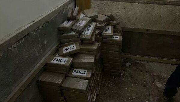 ФСБ и Минюст США провели операцию по борьбе с контрабандой кокаина - Sputnik Армения
