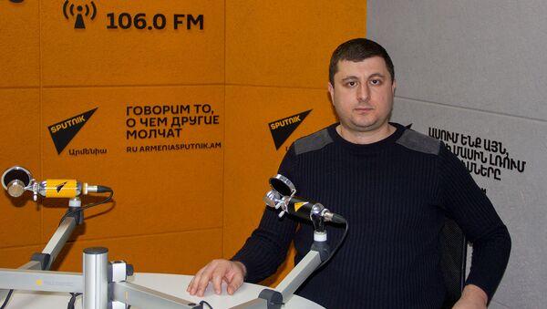 Тигран Абраамян в гостях радио Sputnik - Sputnik Արմենիա
