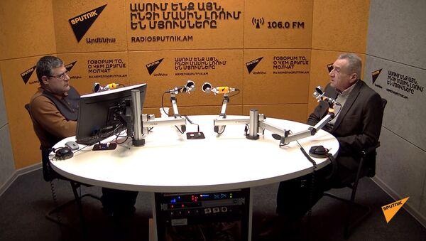 Սրապիոնյան. «Սփյուռքի նախարարության տասը տարվա քրտնաջան աշխատանքը դժբախտաբար ջուրը նետվեց» - Sputnik Արմենիա