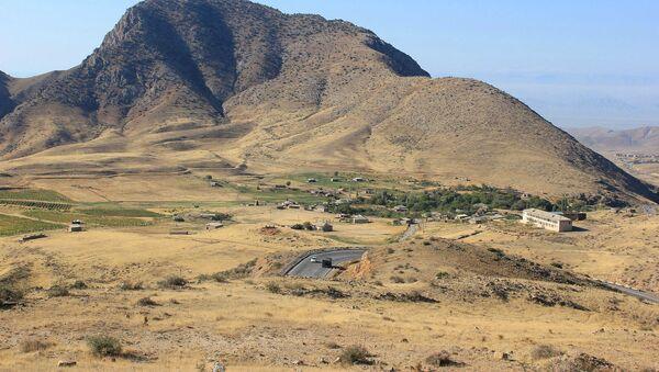 Село Тигранашен  - Sputnik Армения