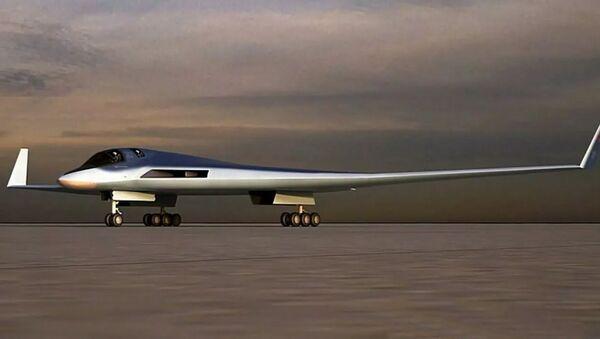 Перспективный авиационный комплекс дальней авиации (ПАК ДА) - Sputnik Армения