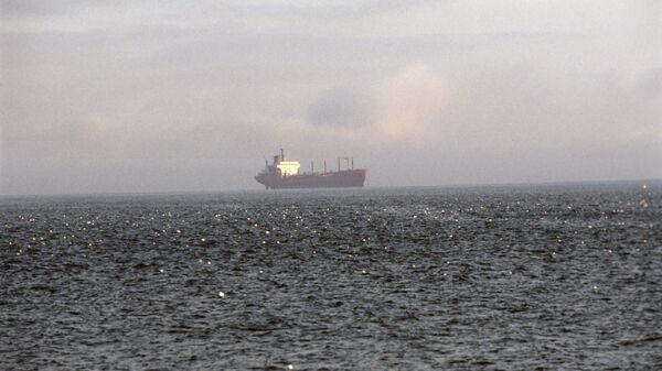 Сухогруз в Беринговом море - Sputnik Արմենիա
