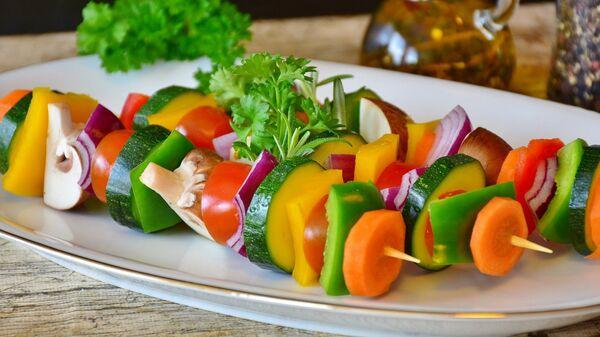 Шашлык из овощей - Sputnik Արմենիա