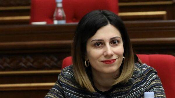 Заместитель министра здравоохранения Армении Анаит Аванесян - Sputnik Армения