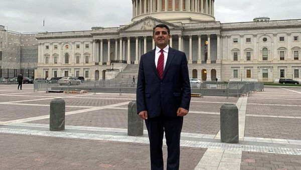 Чрезвычайный и полномочный посол Армении в США Варужан Нерсесян - Sputnik Արմենիա