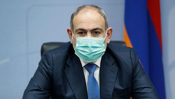 Վարչապետը ներկայացրել է Առողջապահության նորանշանակ նախարար Անահիտ Ավանեսյանին - Sputnik Արմենիա