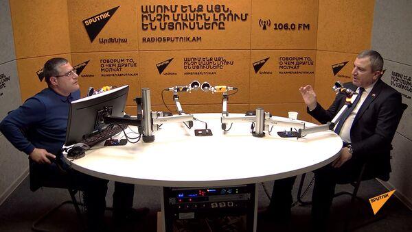 Նորիկյան. «Հակակոռուպցիոն դատարանի ստեղծումն ուղղակի ժամավաճառություն է» - Sputnik Արմենիա