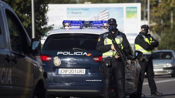 Испания. Полиция - Sputnik Армения