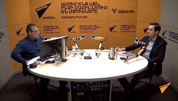 Խաժակյան. «Այսքան տեխնիկայի դեպքում դժվար է երևակայել, որ վիճակը Երևանում կլիներ կաթվածային» - Sputnik Արմենիա
