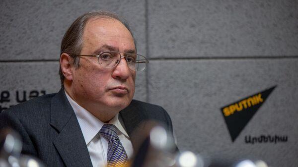 Национальный эксперт ООН по энергетике Армении Ара Марджанян в гостях у радио Sputnik - Sputnik Արմենիա