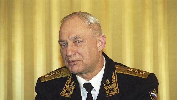 Главнокомандующий Военно-морским флотом РФ Феликс Громов - Sputnik Армения