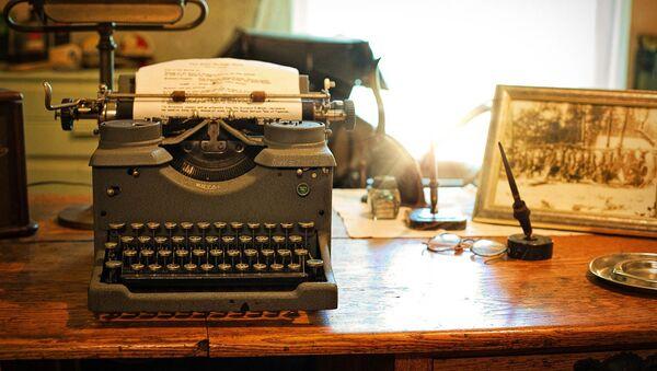Пишущая машинка - Sputnik Армения