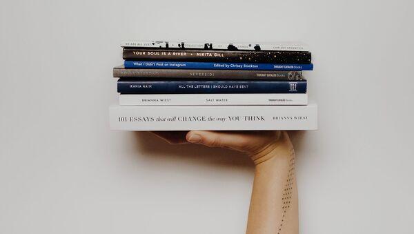 Что почитать? Обзор книжных YouTube-блогеров - Sputnik Армения