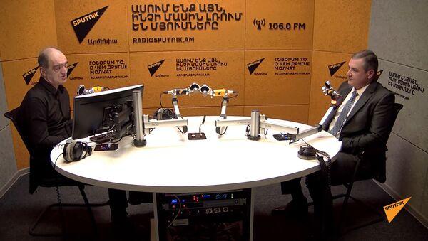 «Ալյանսը» հանրահավաք կհրավիրի. Ուրիխանյանը ներքաղաքական ճգնաժամը հաղթահարելու սեփական բանաձևն ունի - Sputnik Արմենիա