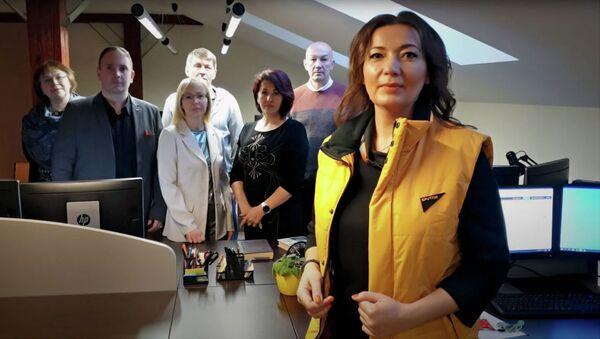 Бывшие сотрудники новостного агентства Sputnik Эстония - Sputnik Արմենիա