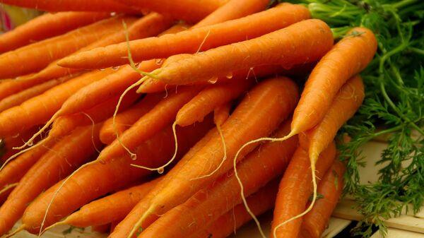 Морковь - Sputnik Армения