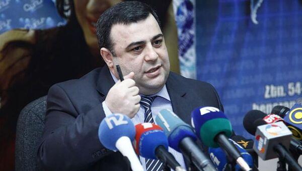 Ованнес Кочарян - Sputnik Արմենիա