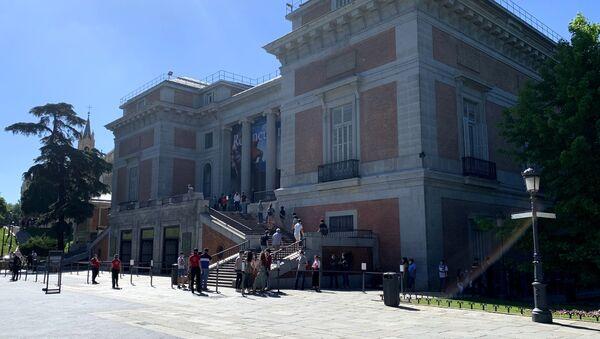 Крупнейшие музеи Испании вновь открылись для посетителей - Sputnik Армения