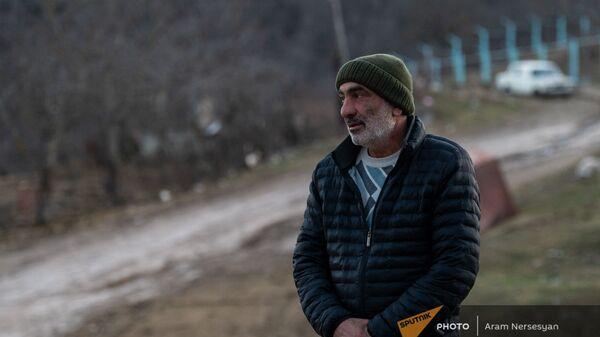 Глава администрации села Шурнух Сюникской области Акоп Аршакян - Sputnik Արմենիա