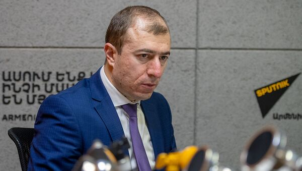 Айк Карапетян в гостях радио Sputnik - Sputnik Արմենիա