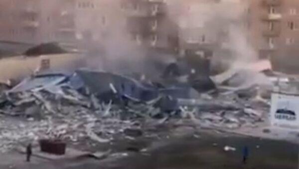 Взрыв во Владикавказе - Sputnik Արմենիա