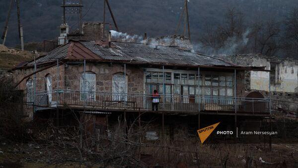 Дом в селе Шурнух, Сюник - Sputnik Արմենիա