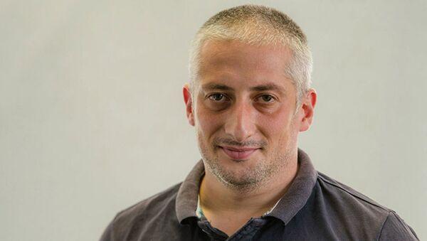 Журналист Александр Кундухов - Sputnik Армения