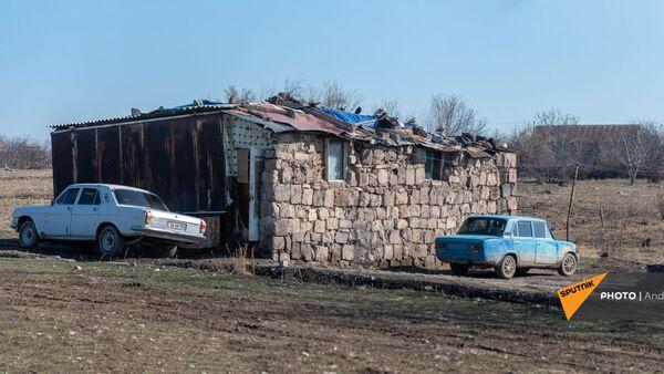 Место проживания убитого двухлетнего мальчика в селе Нор Харберд - Sputnik Արմենիա