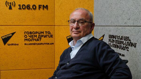 Председатель Союза птицеводов Армении Сергей Степанян в гостях радио Sputnik - Sputnik Արմենիա