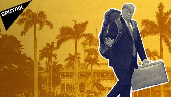 """Жилищный вопрос: почему Дональда Трампа хотят выселить из """"Мар-а-Лаго"""" - Sputnik Армения"""