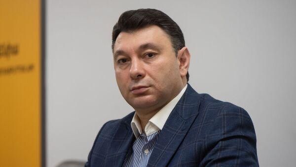 Эдуард Шармазанов в гостях радио Sputnik - Sputnik Արմենիա