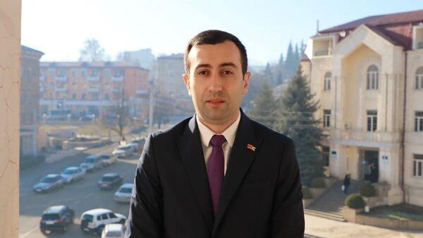 Депутат НС Карабаха Арам Арутюнян - Sputnik Արմենիա