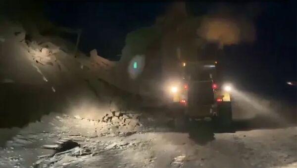 В Норильске обрушился дробильный цех на территории местной обогатительной фабрики - Sputnik Армения