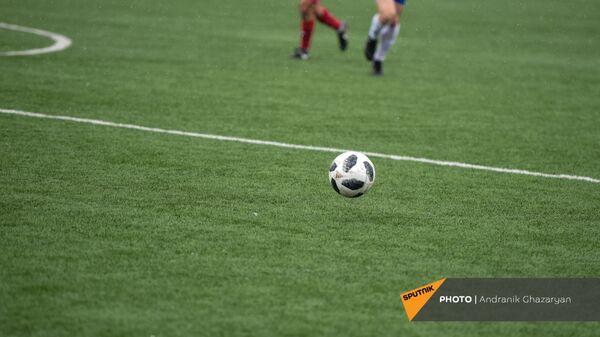 Футбольный матч. Архивная фотография - Sputnik Армения