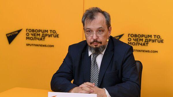 Էներգետիկայի հարցերով փորձագետ Բորիս Մարցինկևիչ - Sputnik Արմենիա