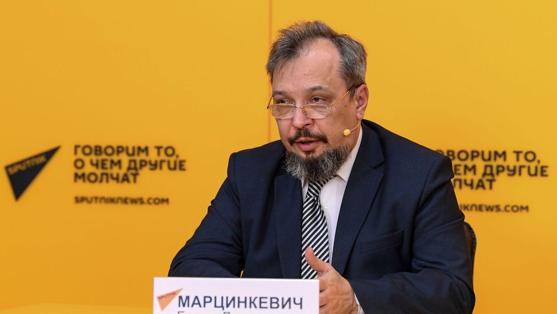 Բորիս Մարցինկևիչ - Sputnik Արմենիա, 1920, 12.10.2021