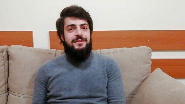 Ованнес Мкртчян - Sputnik Армения