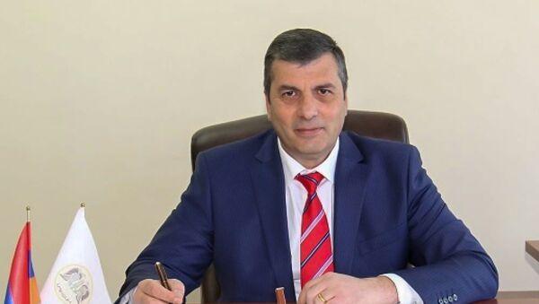 Руководитель общины Спитак Гагик Саакян - Sputnik Армения