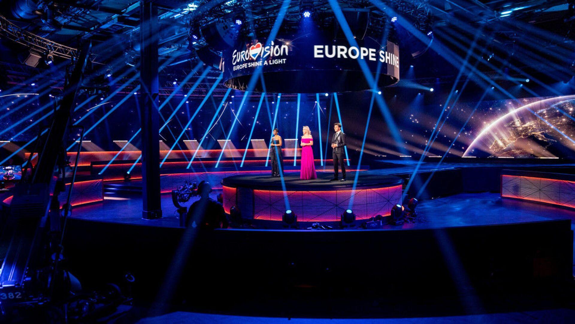 международный песенный конкурс Евровидение - Sputnik Армения, 1920, 29.03.2021