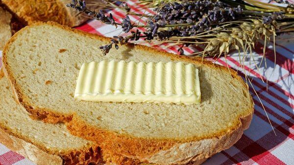 Бутерброд со сливочным маслом  - Sputnik Армения