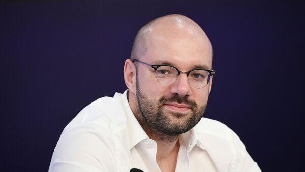 Максим Тадевосян  - Sputnik Армения