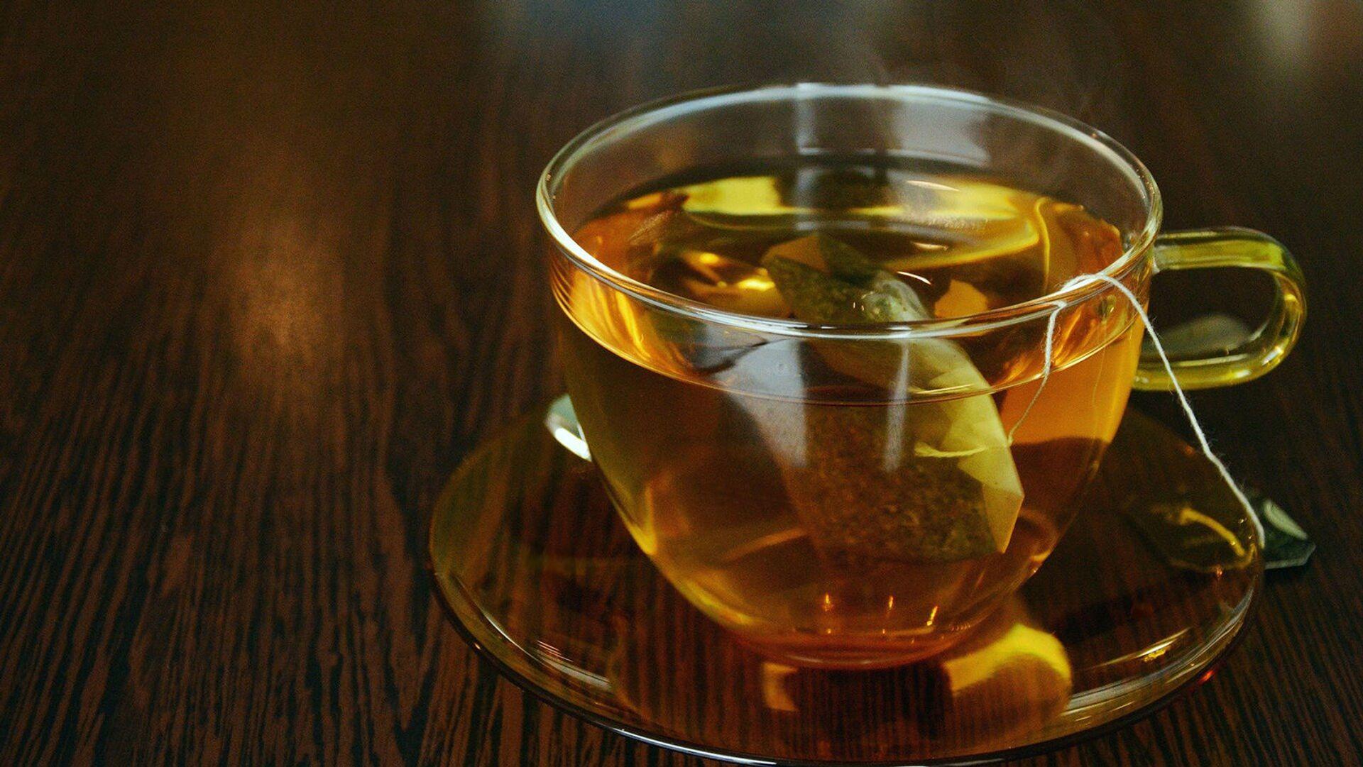 Чашка чая  - Sputnik Արմենիա, 1920, 22.06.2021