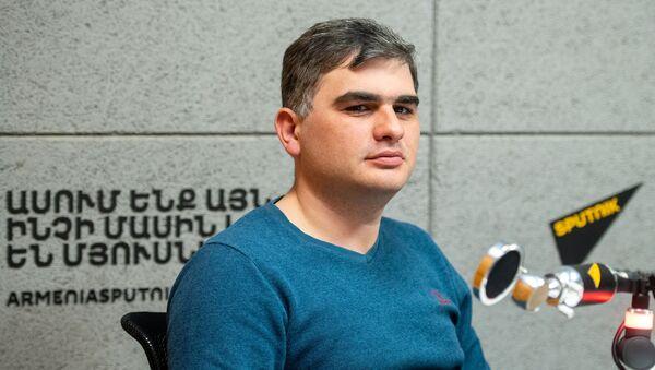 Сурен Парсян в гостях радио Sputnik Армения - Sputnik Արմենիա